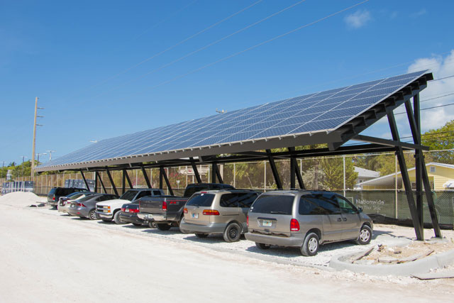Key West City Hall Solar Project