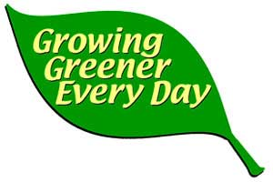 Growing Greener Every Day